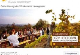PRIZNALI GREŠKU Hercegovinu reklamirali slikom austrijskih vinograda