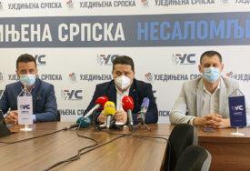 """UJEDINJENA SRPSKA """"Demonstracije odgovaraju protivnicima jačanja Srbije"""""""