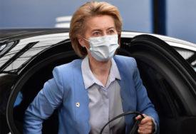 SVE BROJNIJI POZIVI ZEMALJA ČLANICA EU Fon der Lajen traži sankcije protiv Bjelorusije
