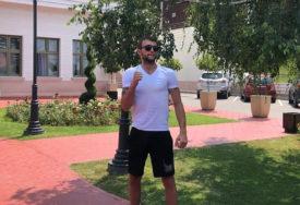 """""""LIJEPO JUNACI STOJE JUNAKU"""" Veljko Ražnatović uradio novu tetovažu (FOTO)"""