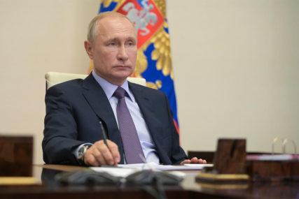 """PESKOV O LIDERU RUSIJE """"Putin u dobrom zdravstvenom stanju"""""""