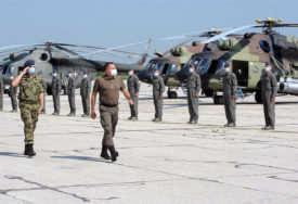DAN AVIJACIJE Vulin: Srpska vojska će uvijek čuvati svoje nebo