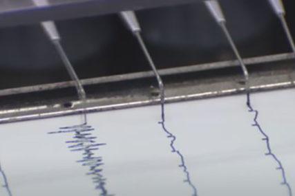 TLO NE MIRUJE Registrovan zemljotres kod Foče