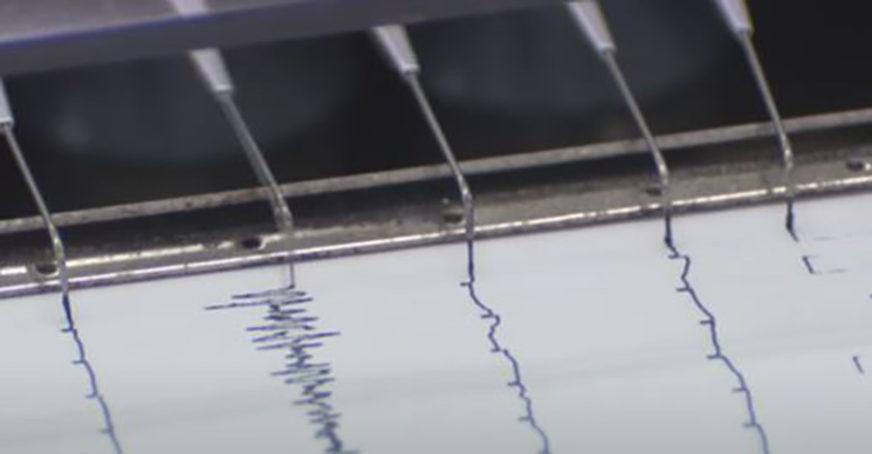 """""""Kratko i jako"""" Potres kod Tuzle jačine 3,6 stepeni po Rihteru"""