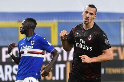 Ibrahimović JEDINI fudbaler sa 50+ GOLOVA za Inter i Milan