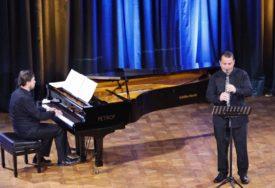 "BANJALUČANI UŽIVALI Održan koncert ""Gentlemen kamernog dua"""