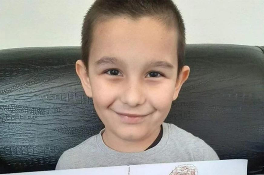 DOBRE VIJESTI Šestogodišnji dječak pronađen živ i zdrav