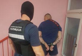 "U AKCIJI ""VIKER"" UHAPŠEN BOBAN KANTAR Lupao lokale po Banjaluci, pa PAO ZBOG HEROINA"