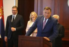 CVIJANOVIĆEVA NAJAVILA SUSRET Uskoro sastanak rukovodstva Srpske sa Vučićem