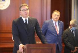 OD AERODROMA DO AUTOPUTA Vučić otkrio VELIKE PLANOVE koje Srbija ima za Srpsku