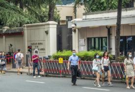 NOVO ZATEZANJE ODNOSA Kina naredila zatvaranje američkog konzulata