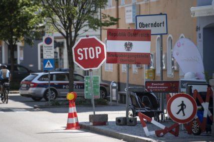 POZITIVNE JOŠ 124 OSOBE Četvrti put trocifren broj novozaraženih ove sedmice u Austriji