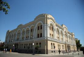 Uočene brojne nepravilnosti: Grad aktivirao garanciju za sanaciju krova na zgradi Banskog dvora