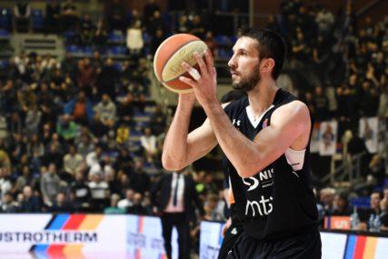 SLOBODAN IGRAČ Partizan nije produžio saradnju sa Birčevićem