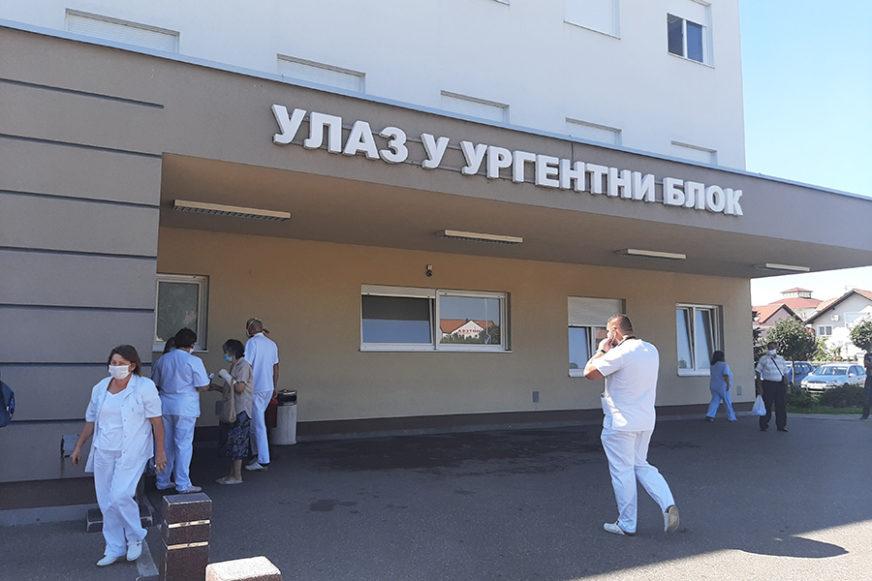 BEZ KOVID PACIJENATA 15 DANA Olakšanje u bijeljinskoj bolnici, medicinari na zasluženom odmoru