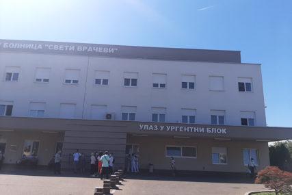 ZDRAVO NOVOROĐENČE SVE OBRADOVALO Lijepa vijest iz kovid bolnice u Bijeljini