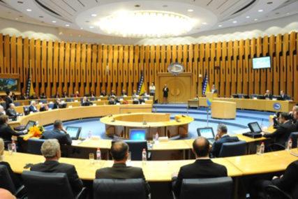 IDE NA USAGLAŠAVANJE Usvojen budžet BiH u različitom tekstu nego u Predstavičkom domu