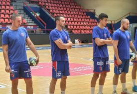 KRENUO BORAC Draganić: Privukle su me ambicije kluba (FOTO)