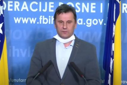 """AFERA """"RESPIRATORI"""" Novalićeva sekretarica ponovila da nije znala šta se nalazilo u ponudi """"Kanada"""""""