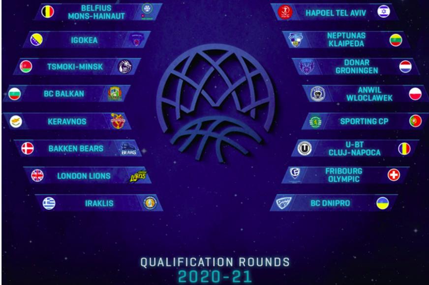 DEFINITIVNO Igokea u kvalifikacijama za FIBA Ligu šampiona