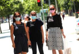 KAZNE ZA NESAVJESNE Sudske vlasti da krivično gone protivnike maski