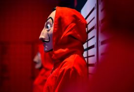 "Počelo snimanje pete sezone serije ""La Casa De Papel"""