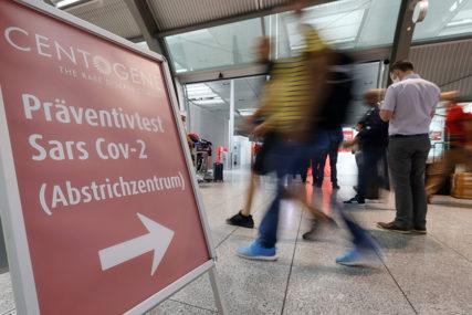UVEZENI SLUČAJEVI KORONA VIRUSA U Njemačkoj porast broja zaraženih, plaše se balkanske rute