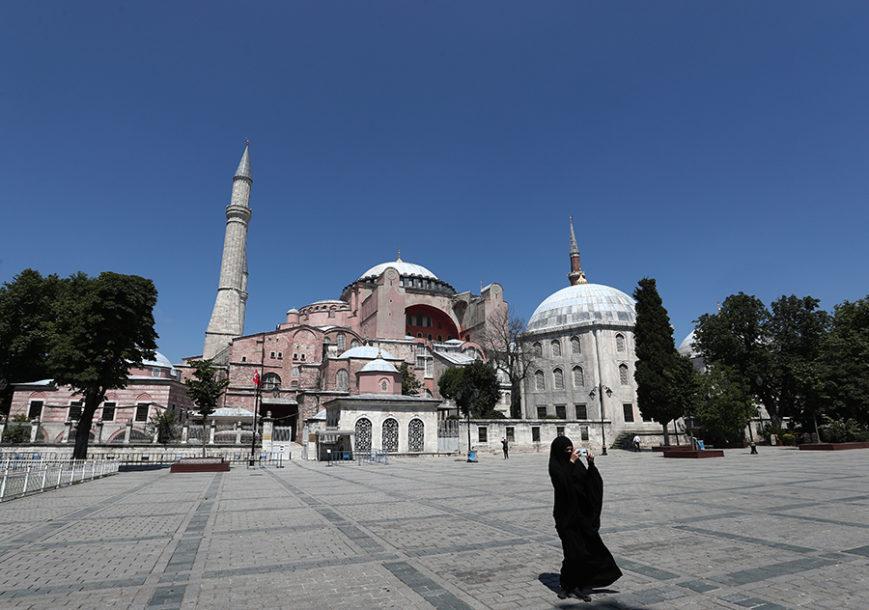 AJA SOFIJA POSTAJE DŽAMIJA Turski sud donio odluku koja će izazvati BIJES ŠIROM SVIJETA