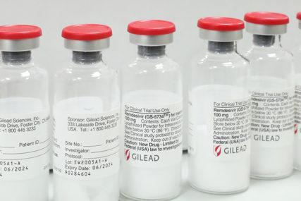 KOMISIJA USLOVNO ODOBRILA REMDESIVIR Prvi lijek koji je odobren protiv korone u evropskom bloku