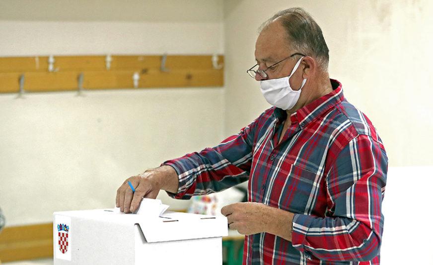 PRVI ZVANIČNI REZULTATI IZBORA HDZ osvojio čak 71 mandat u Saboru, SDP samo 45
