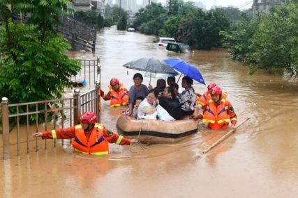 NOVI CRVENI ALARM U VUHANU Nakon korone i poplava, strahuje se od NOVE KATASTROFE