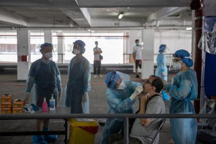 SITUACIJA NAJTEŽA DO SADA Nove mjere za suzbijanje korone u Hong Kongu