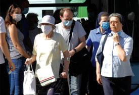 KORONA VIRUSOM U HRVATSKOJ JOŠ 62 ZARAŽENIH U Splitu zatražene strože mjere za klubove