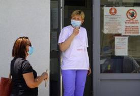 UMRLA DVA PACIJENTA Otkriveno još 75 slučajeva korone u Crnoj Gori