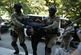POLICIJA NA SVAKOM KORAKU Sinišu Šakića ispituju u tužilaštvu o ubistvu Slaviše Ćuluma (VIDEO, FOTO)