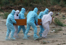 HOROR U BOLIVIJI Policija sa ulice sklonila više od 3.000 TIJELA ŽRTAVA KORONA VIRUSA