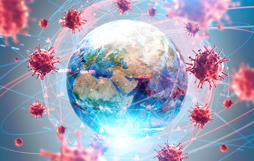 SVIJETU PONOVO PRIJETI KARANTIN Širom planete uvedene nove mjere zbog korona virusa