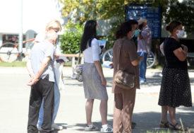 VIRUS SE NE SMIRUJE U Palama deset novih slučajeva zaraze