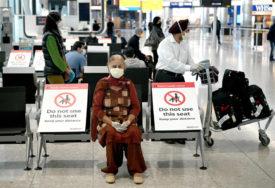 NOVE MJERE SMANJIVANJA RIZIKA Roboti dezinfikuju londonski aerodrom