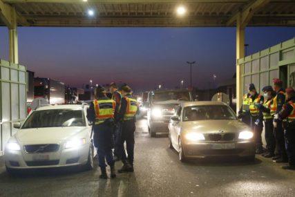 """""""OSTANITE OVDJE"""" Građanima Srbije za ulazak u Mađarsku trebaju DVA NEGATIVNA PCR TESTA"""