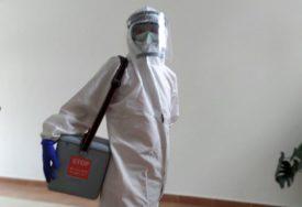 OD KORONE PREMINUO MUŠKARAC U Crnoj Gori još 39 osoba pozitivno na virus