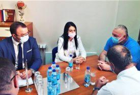 POSJETA MINISTARKE Košarkaški savez Srpske zadovoljan novim Zakonom