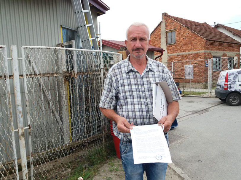 POBIJEDIO U BICI S TRI KREDITA Nenad iz Prijedora nakon 15 godina nije više žirant