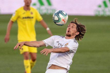 ODLUKA JE NA REALU Modrić: Želim karijeru da završim u Madridu