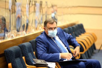 JOŠ JEDNA POSEBNA SJEDNICA? Dodik ponovo povukao pitanje vitalnog nacionalnog interesa