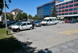 UNAPREĐENJE INFRASTRUKTURE KOD MUZEJA Parking za bicikle uskoro u centru grada
