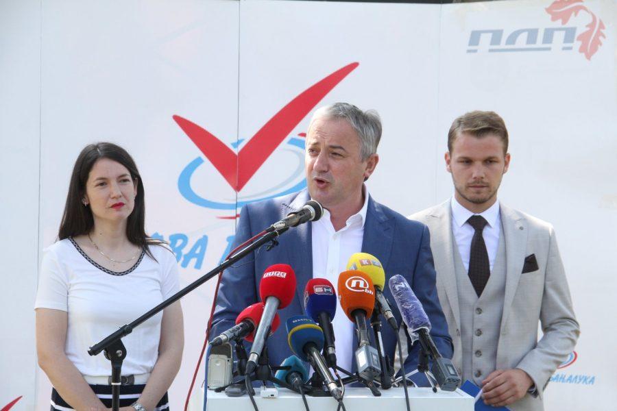 PDP ODLUČIO Stanivuković kandidat za gradonačelnika Banjaluke ...