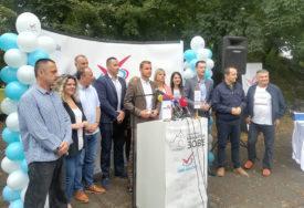 """PODRŠKA STANIVUKOVIĆU PDP i """"Banjaluka zove"""" zajedno na izborima (FOTO)"""