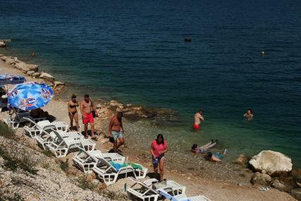 Štetne za riblji fond i turizam: Sa porastom temperature mora u Hrvatskoj se može očekivati pojava rebraša