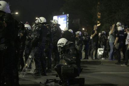 DRŽAVLJANIN BiH MEĐU UHAPŠENIMA Procjena uticaja stranog faktora na protestima u Beogradu